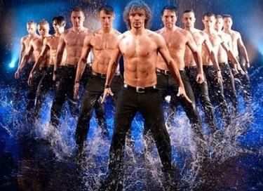 Концерт театра танца «Искушение»