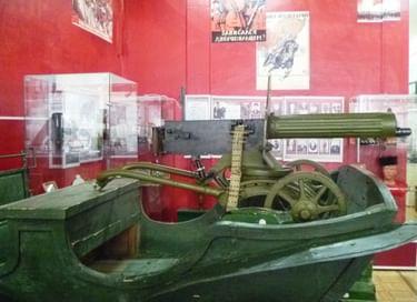 Выставка «Дорогами революции»