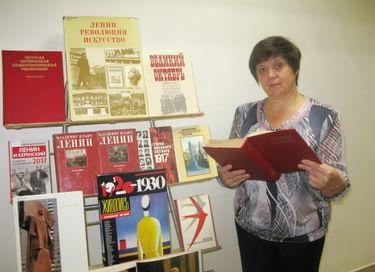 Встреча «Искусство в вихре революции: устный журнал»