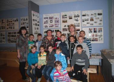 Ночь искусств в Стерлибашевском краеведческом музее