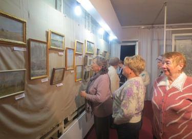 Ночь искусств в Мстерском художественном музее