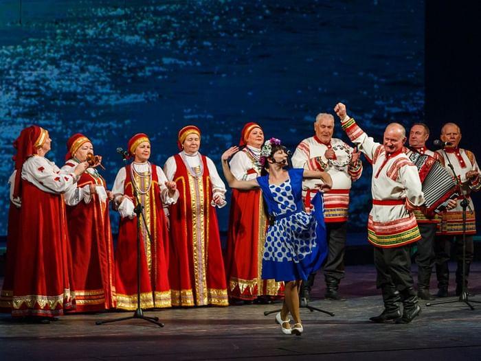 Второй день фестиваля «Рожденные в сердце России»
