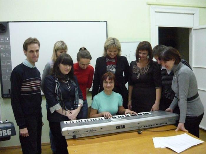 Творческая лаборатория «Инновационные технологии в музыкальном образовании»
