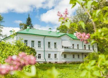 Экспозиция Дома Толстого
