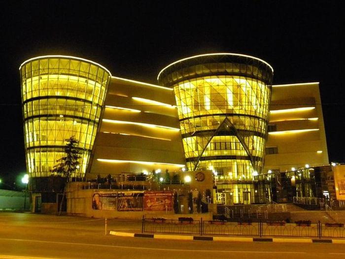 Ночь искусств в Белгородской филармонии