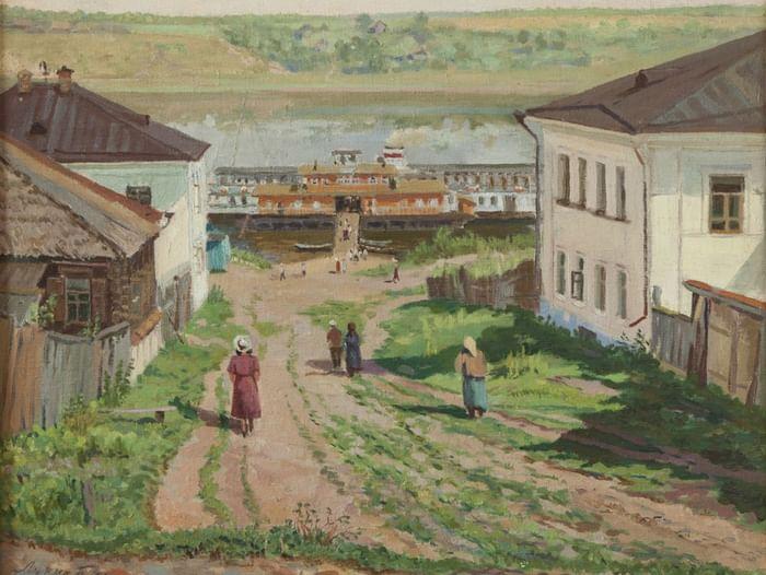 Выставка «Зелёный шум. Из России в Европу»