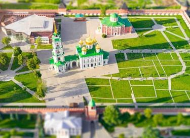 Выставка «Легенды Тульского кремля»