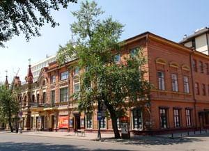 Выставочный отдел «Музейная студия» Иркутского областного краеведческого музея