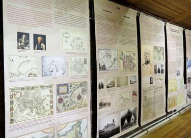Выставка «Норвегия и Россия: сила притяжения – Арктика»