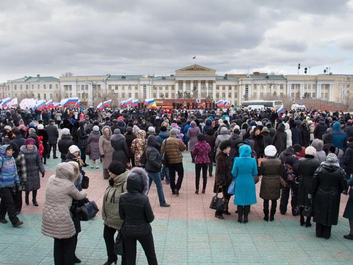 Праздник «В единстве сила России»