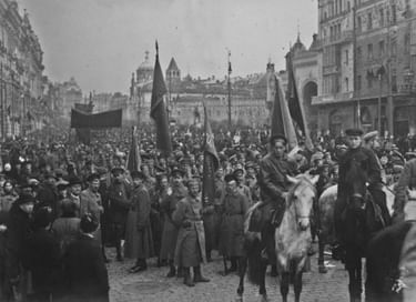 Встреча «Революция 1917 года – взгляд через столетие»