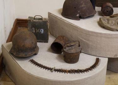 Выставка «Сталинграда бессмертная слава»