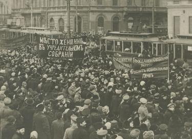 Выставка «Женщины и революция»