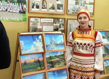 Ночь искусств в Шабалинском районном краеведческом музее