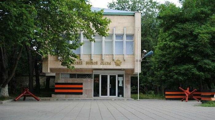 Музей Боевой славы им. В. В. Макаровой