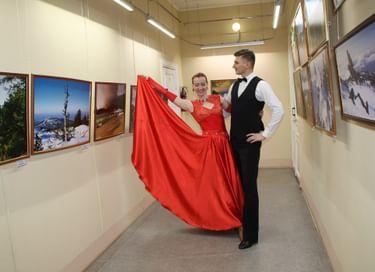 Ночь искусств в Омском музее просвещения