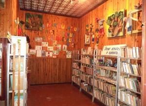 Калининская сельская библиотека-филиал № 8