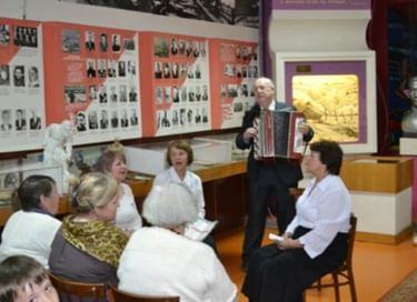 Ночь искусств в Районном историческом музее Верхнекамского района