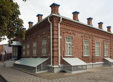 Ночь искусств в Историко-краеведческом музее Усть-Лабинского района