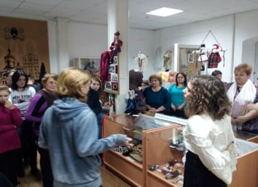 Ночь искусств в Дмитровском историко-этнографическом музее