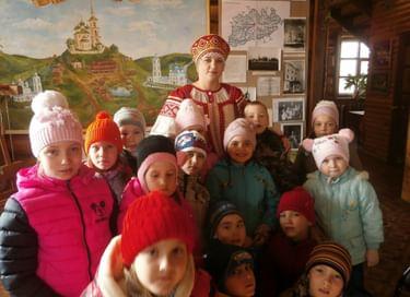 Встреча «В русской избе»
