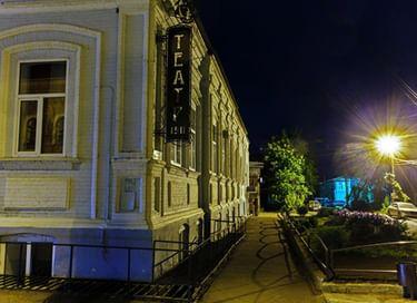 Ночь искусств в Сарапульском драматическом театре