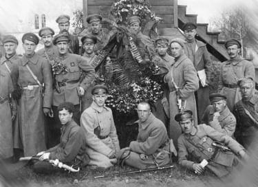 Выставка «Взгляд через столетие. Революции и Пензенский край. 1917–1939 гг.»