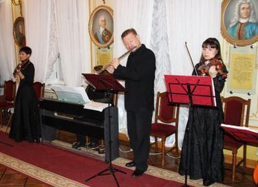 Ночь искусств в Оренбургском губернаторском музее