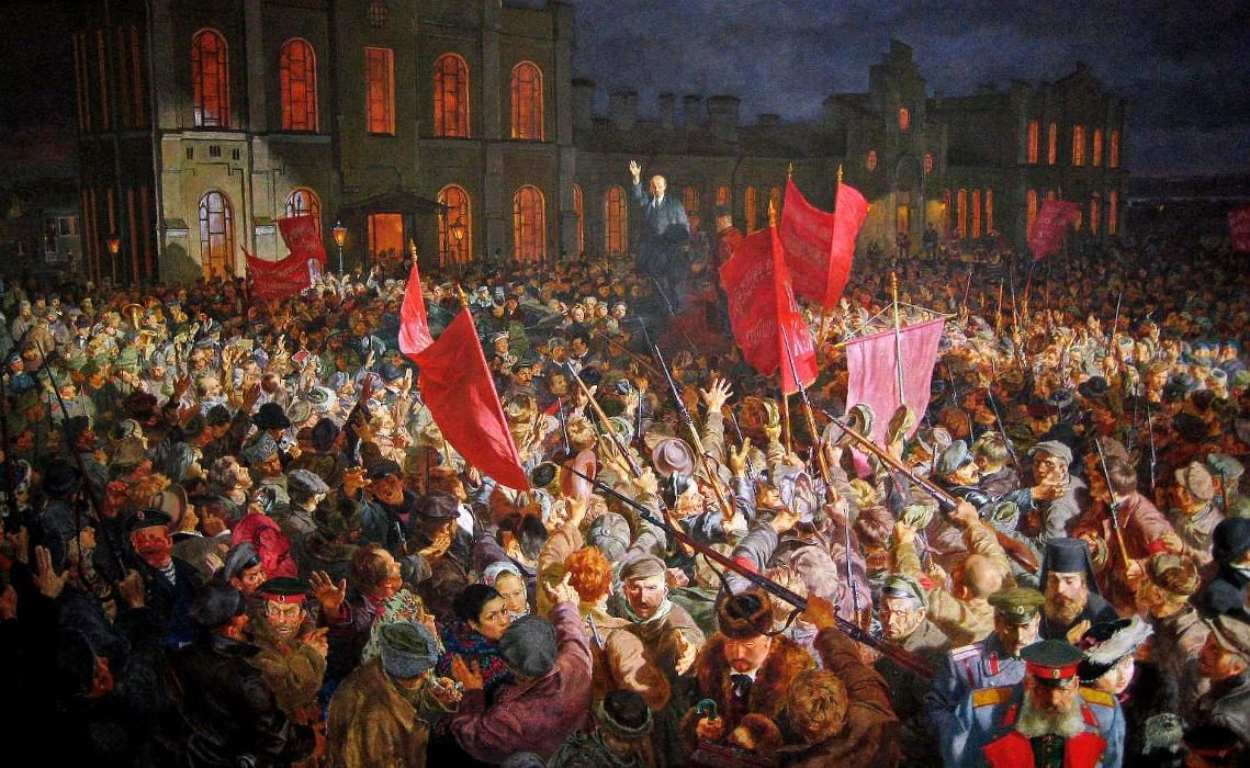 russian revolution and cataclysmic events The 100-year anniversary of the russian revolution is off the russian revolution, a chain of events that catastrophe of the.