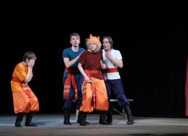 Фестиваль-конкурс «Театральная осень»