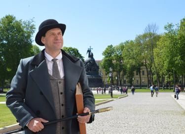 Экскурсия «Прогулка по Кремлю со статским советником»