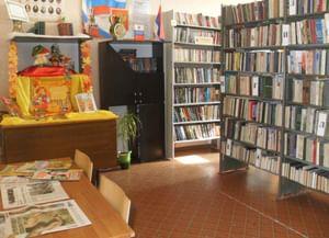 Вишневская сельская библиотека