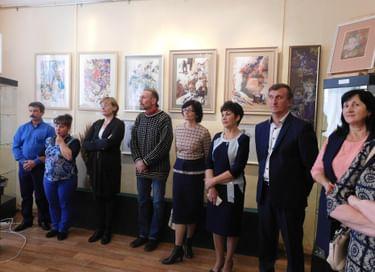 Ночь искусств в Голышмановском краеведческом музее