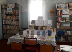 Криничанская сельская библиотека