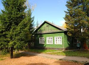 Ерцевская библиотека-филиал № 11