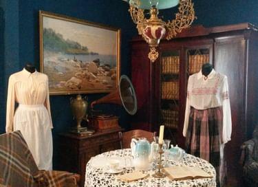 Ночь искусств в Музее истории города Печоры