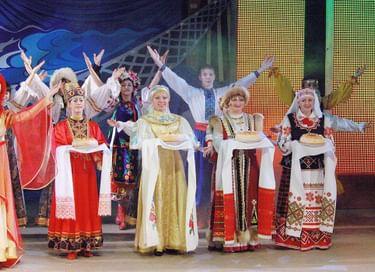 Фестиваль «Мы – россияне!»
