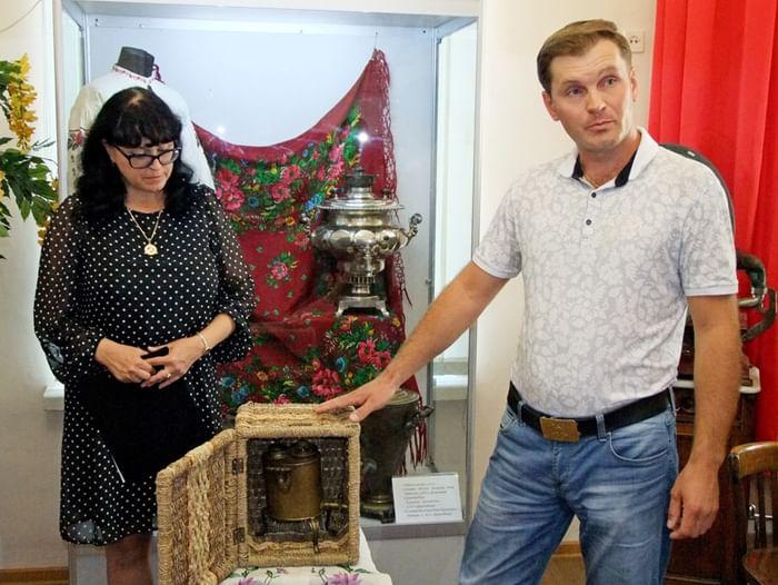 Выставка «Чайные фантазии»