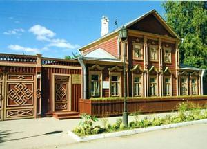 Мемориальный музей-усадьба академика И. П. Павлова