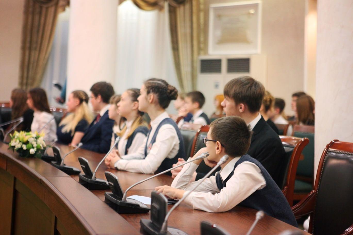 Участники проекта «Живая летопись»