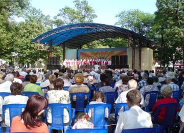 Концерт «В единстве наша сила»