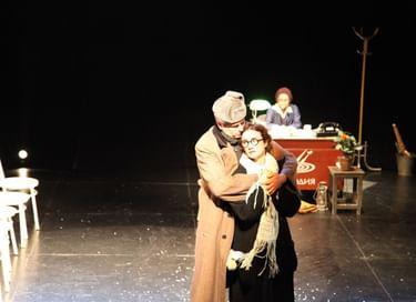 Спектакль «Варшавская мелодия»