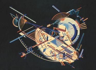 Выставка «Яков Чернихов. Образы архитектуры»