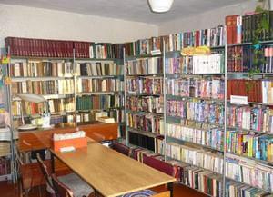 Поповская сельская библиотека