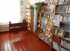 Суходонецкая сельская библиотека
