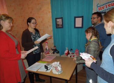 Ночь искусств в Музее истории и культуры Сысольского района