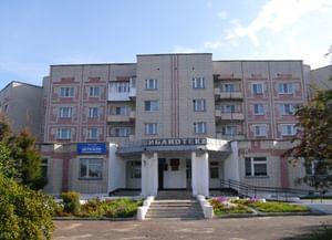 Районная центральная библиотека им. Н. Игнатьева