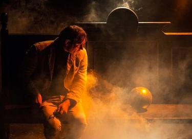 Спектакль «Костя Треплев. Любовь и смерть»