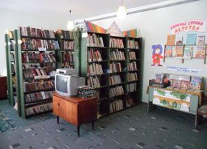 Марьино-Николаевская сельская библиотека-филиал