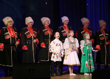 Фестиваль народной кухни «Национальная палитра России»